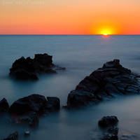 sun is falling down by ivancoric