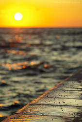 On the edge of a day by ivancoric