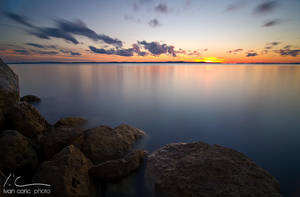 today sunset by ivancoric