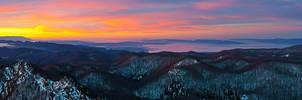 Sky over Kvarner by ivancoric