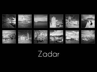 Zadar -  B and W by ivancoric