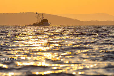 Gone fishing by ivancoric