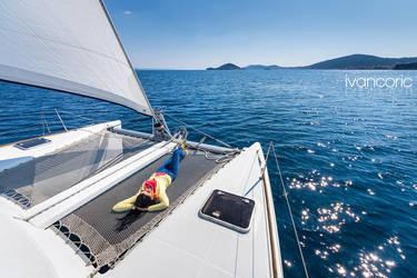 Sailing......... by ivancoric