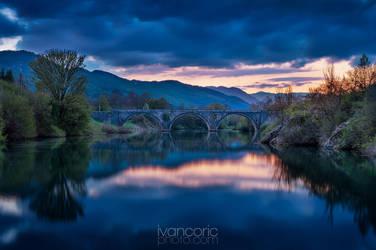 Kosinj bridge by ivancoric