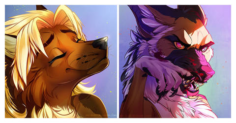 YCH icons 2 by ThePakshi