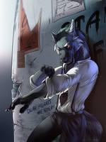 One Bad Man by ThePakshi