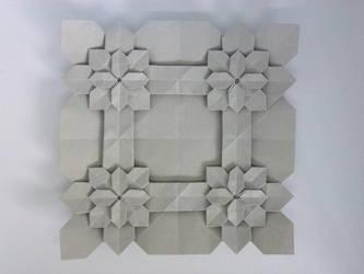 245 Hydrangea Tessellation by neubauten