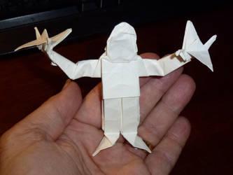Mr Origami by neubauten
