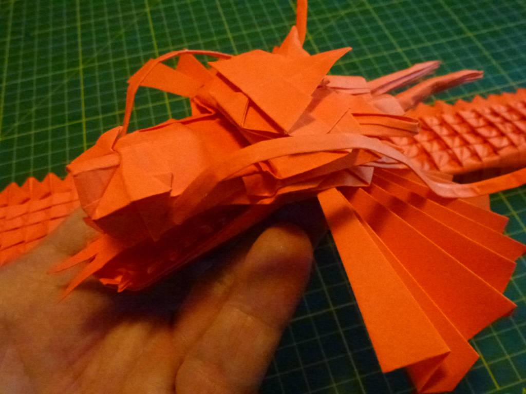 Dragon Head, in development by neubauten