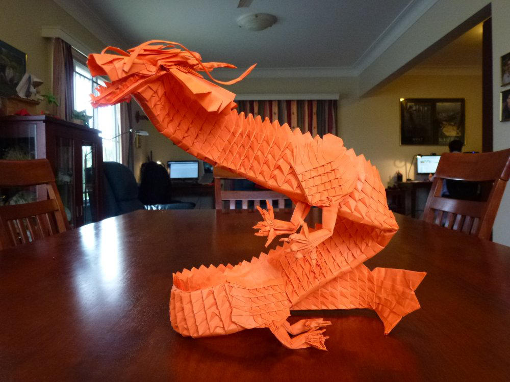 934 Modular Dragon by neubauten