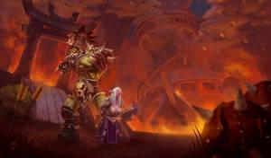 Start of Battle for Azeroth by Kresto-The-Artist