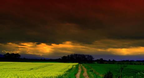 Stormy weather by gwilym