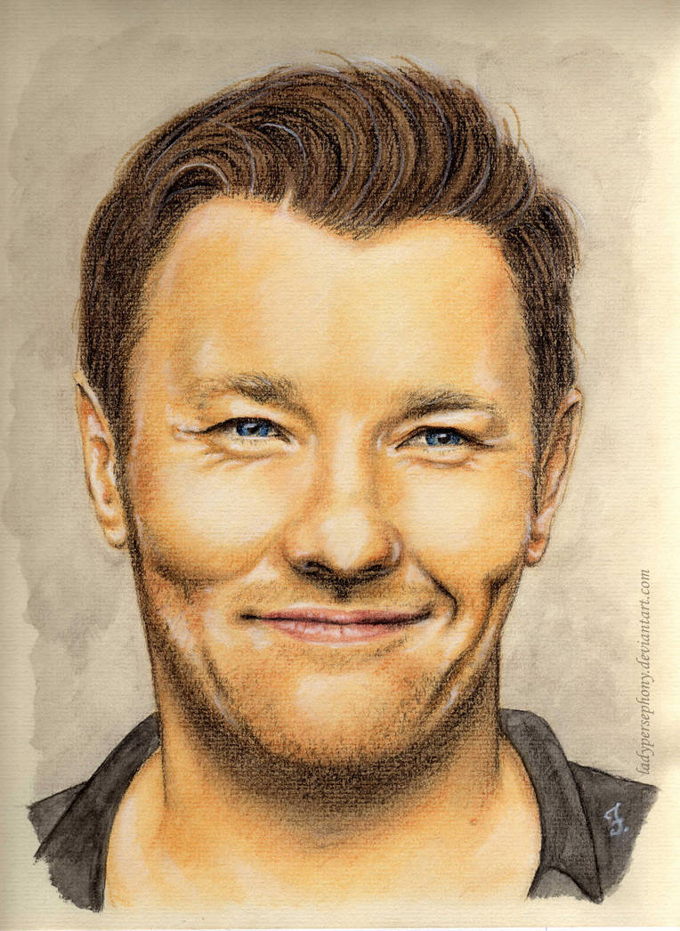 Joel Edgerton 2 by LadyPersephony