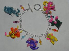 Wuzzles Bracelet by Secretvixen