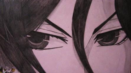 Sebastian's eyes III. by O-W-L