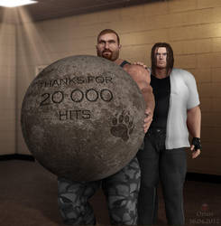 Strongman 20 000 by Orsus