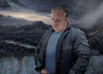 Der erste Schnee by Orsus