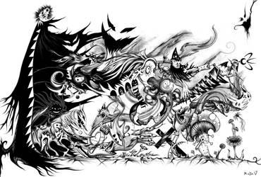 Fairy Tale by blackorb00