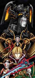 Xenoblade Chronicles by blackorb00