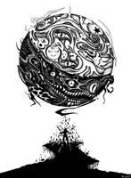 Ozma Light and Darkness by blackorb00