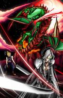 Dragon Rolls by blackorb00