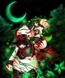 Rin Shadowmonster by blackorb00