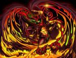 Feral Chaos by blackorb00