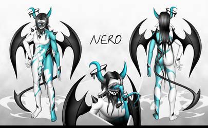 Nero (Lickersona?) - MYO by blackorb00