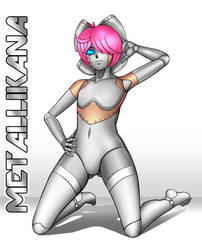 Metallikana by blackorb00