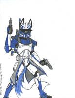 Commander Feran simple by WMDiscovery93