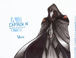 Captain N RE. - Valdus by WMDiscovery93