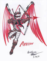 Robot Request - ARROW by WMDiscovery93