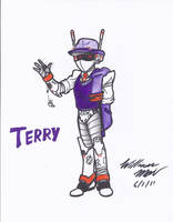 Robot request - TERRY by WMDiscovery93