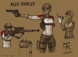 Alex Sharley by WMDiscovery93
