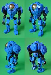 Heavy Hazard Suit by MrCod