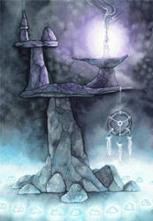 Invisible Runes by JLGribble
