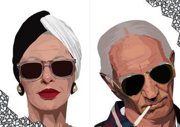 Ageing Gracefully by adistaputri