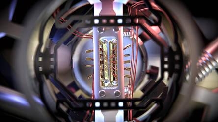 Quantum Compute by zephyris
