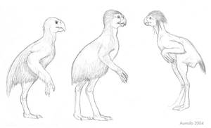 Avian Heresy by Osmatar