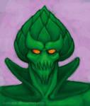 Evilseed fusion protrait by Osmatar