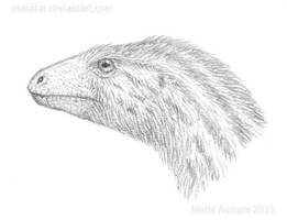 Phone Sketch: Othnielosaurus by Osmatar