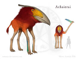 Magestone: Achaierai by Osmatar