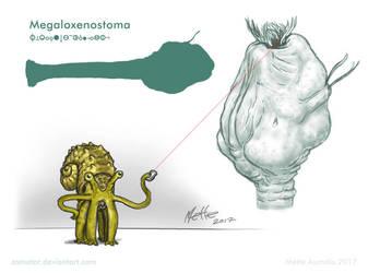 It's all internal anatomy by Osmatar