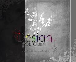 Portfolio Design by HollyBroomhall