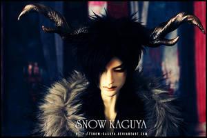 Ruler of Darkness - King Ashura by snow-kaguya