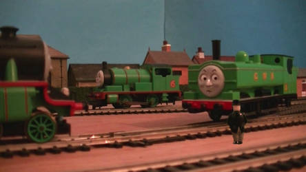 RWS Duck Takes Charge by RonanL10