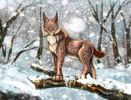 Snowy by MilenaHide