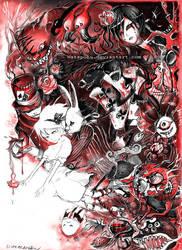 Alice, come home... by Watapoku