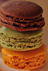 Laduree Maccaroons by prevailinginsanity