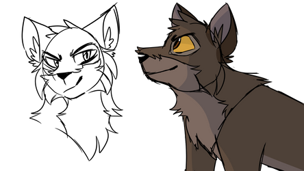 Balto Drawings by Legend-Mystery